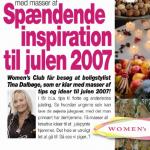 Handy kvinden Tina Dalbøge