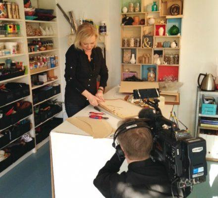 Blogger og kreativ gør det selv kvinde med i nyt program på DR1