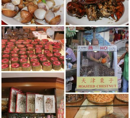 Chinatown i Singapore