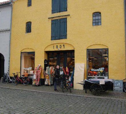 Skumhuset, Badstuegade, Århus C