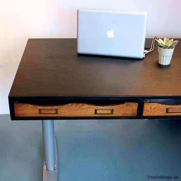 Hvordan du kan fornye looket på dit skrivebord