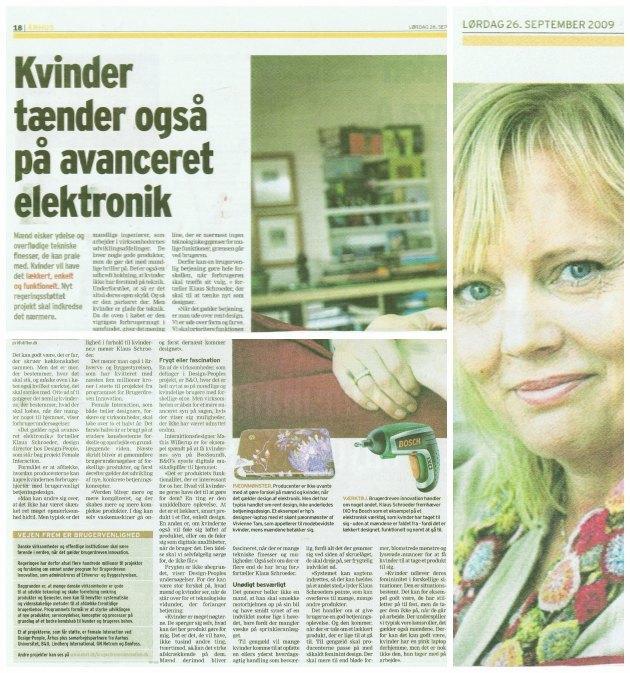 Kvinder og elektronik