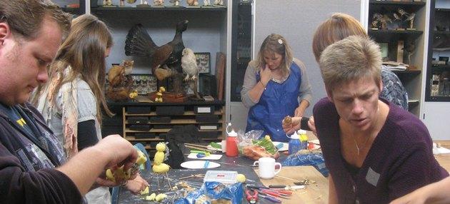 kreative kurser med ideer ti børn og unge