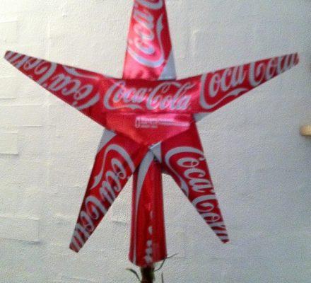 stjerne af coladåser