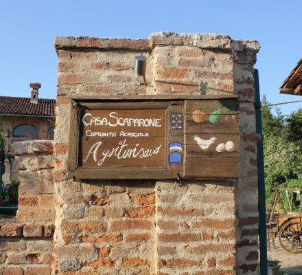 Casa Scarapone, Alba