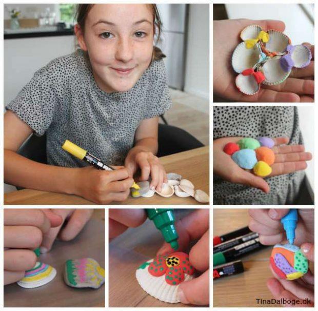 Kreativ med børnene