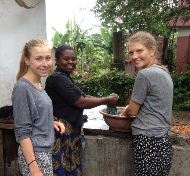 Indsamling til legeplads på Faraja Orphanage - Arusha -Tanzania Laura Dalbøge Amalie Lykke 5