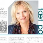 Artikel med Tina Dalbøge