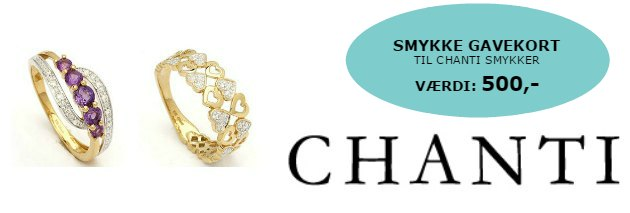 Konkurrence - Tina Dalboge - Chanti