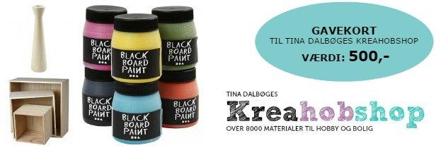 Konkurrence - Tina Dalboge - Kreahobshop