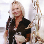Kreative Tina Dalbøge i Alt for damerne
