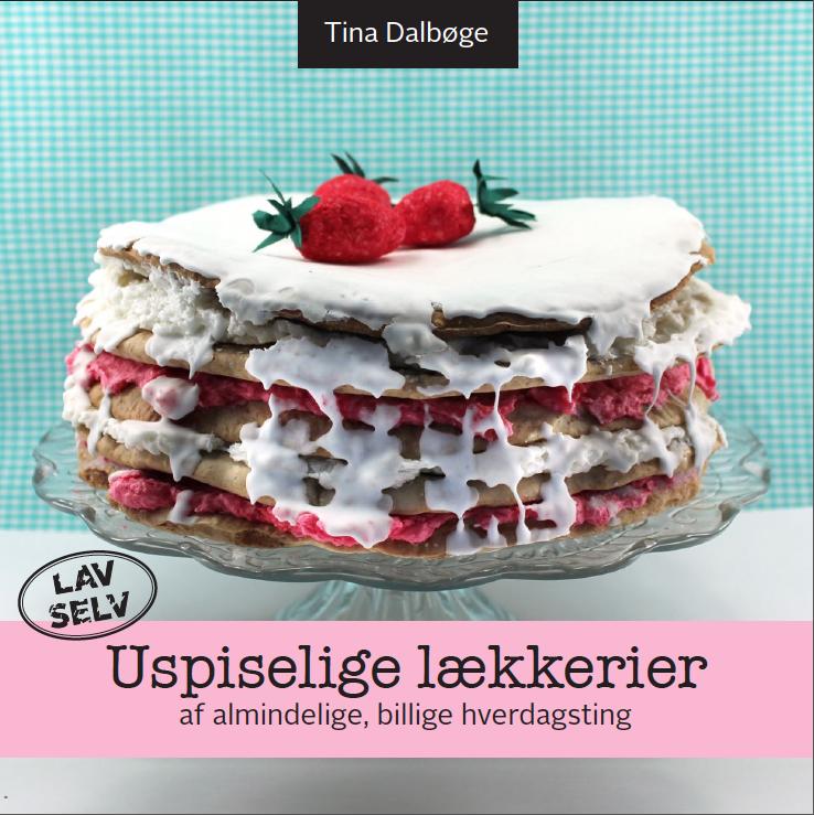 e-bog med idéer til lege-kager, is og flødeboller man ikke kan spise
