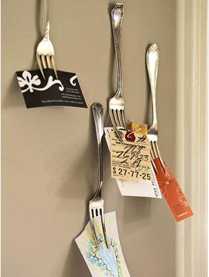 gafler som opslagstavler