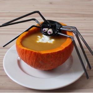 edderkopper og kryb som børn kan lave til halloween