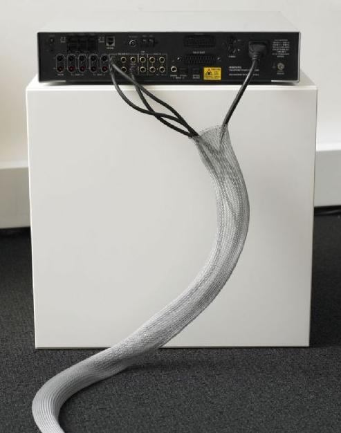ledningssok, kabelstrømpe, samle ledninger