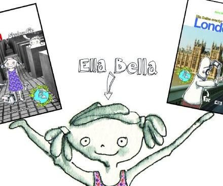 rejsebøger for børn