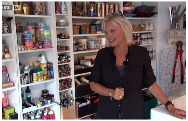 Tina Dalbøge kreahobshop og blogger