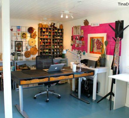 anderledes løsning til et hævesænkebord Tina Dalbøge værktor