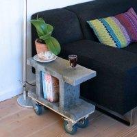 Anderledes møbler og detaljer