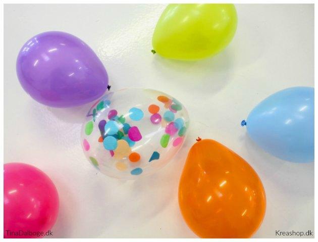 balloner til helium fra kreashop.dk