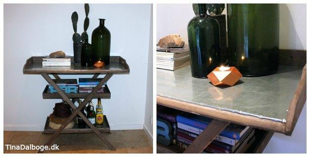 billigt bakkebord der kan bruges som ekstrabord i koekkenet som afsaetningsbord og barbord tina dalboge kreahobshop