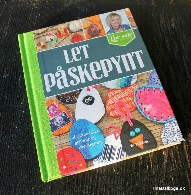 bog let påskepynt af tina dalbøge udgivet på turbine forlaget