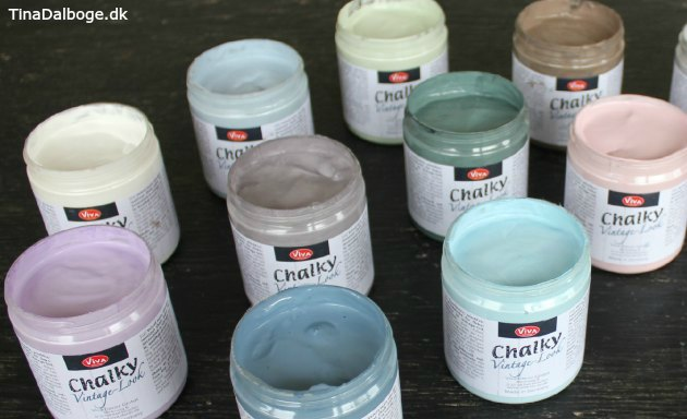 chalky vintage look mat maling tinadalboge.dk kreahobshop