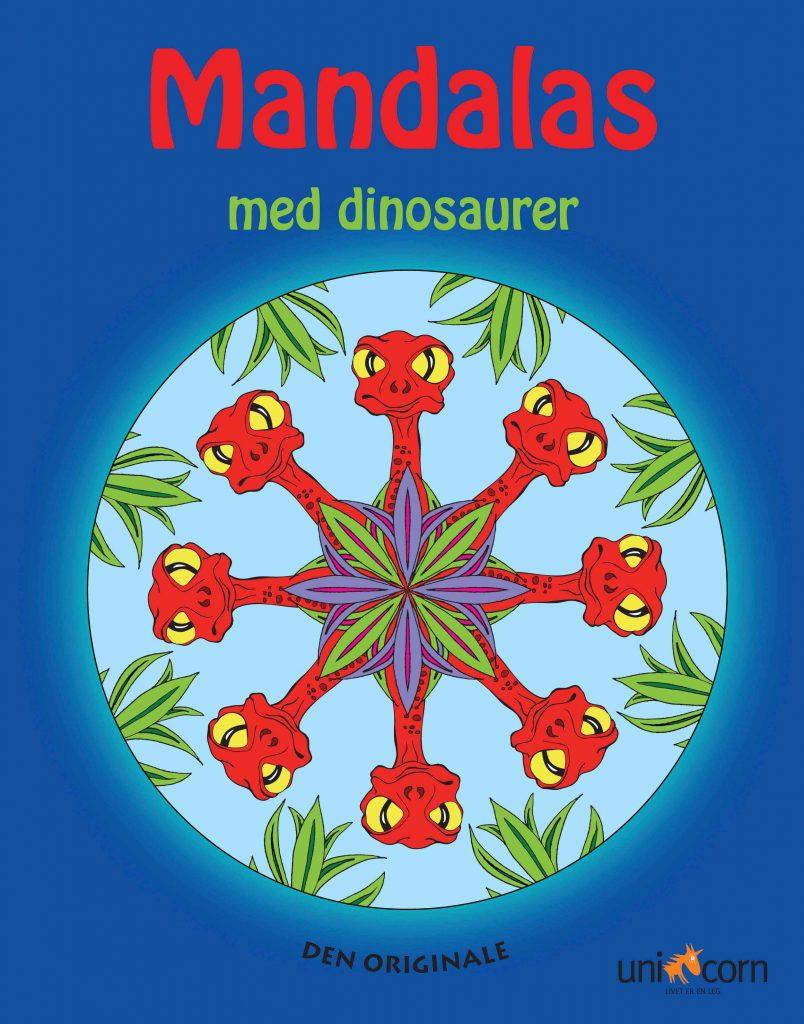 dinosaurer mandalas