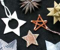 Få idéer til DIY julepynt