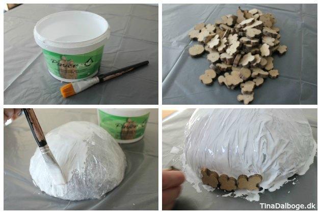 diy skål lavet af træmix og paverpol