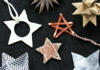 Se DIY idéer med stjernepynt: