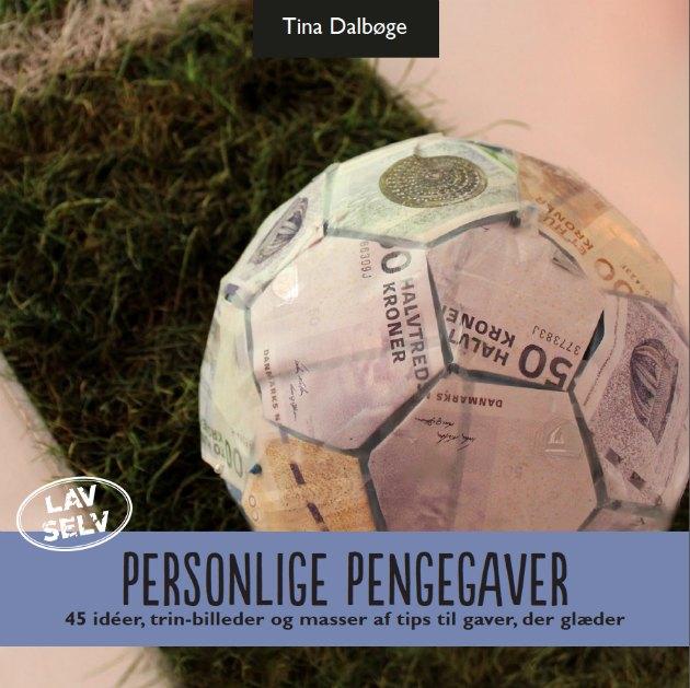 e-bog med inspiration til personlige pengegaver til konfirmander og andre fester