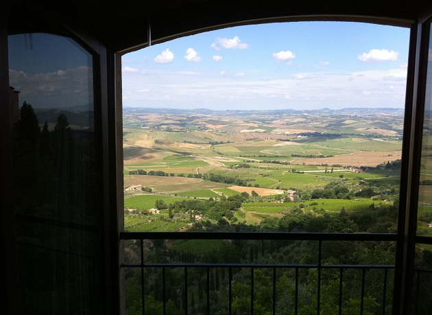 Hotel Dei Captani Montalcine