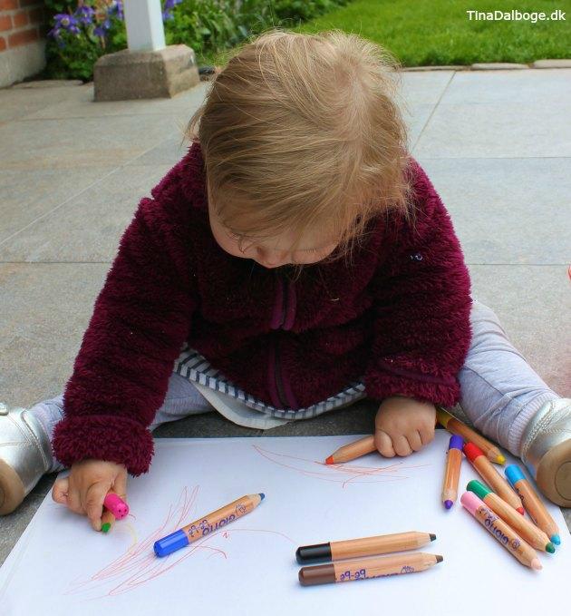 giotto farveblyanter til de mindste børn kreahobshop