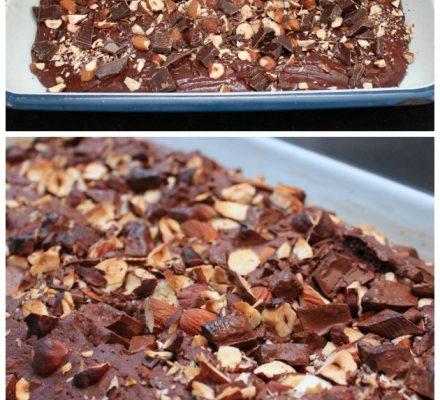 lækker kage der er let at bage