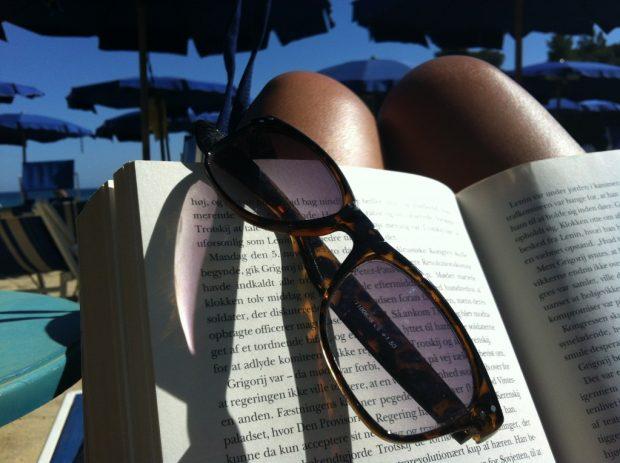 gode bøger til ferien