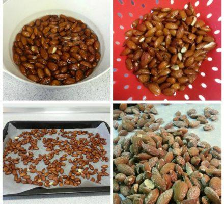 hvordan laver man saltet mandler - opskrift på en let måde