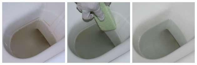 hvordan renser man et toilet for kalk