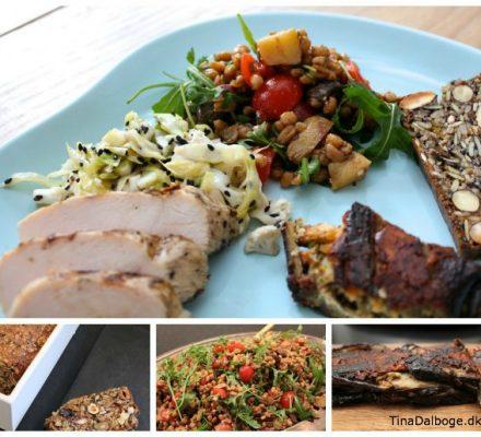 ide til frokost og aftensmad godt med grøntsager