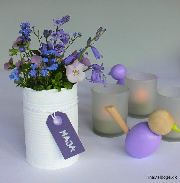 ideer til fester bordkort bordpynt og blomster tinadalboge.dk