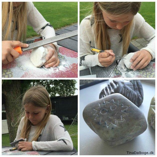 ideer til kreative ting børn kan lave både indenfor og udenfor fedtsten