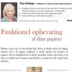 ideer til opbevaring af boligstylist og blogger Tina Dalbøge