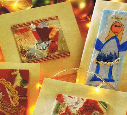 lav selv julekort