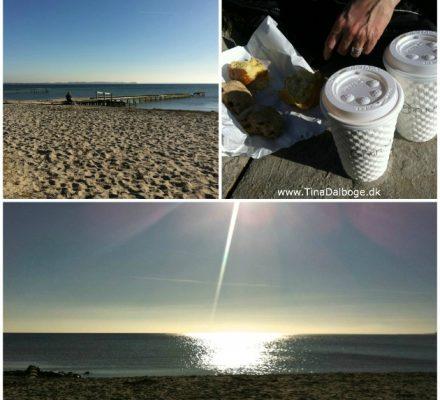 emmerys kaffe på stranden