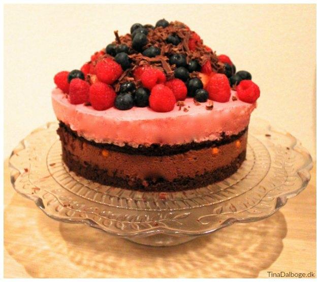 kage og dessert med mousse bær og chokolade tinadalboge.dk