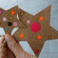 Se DIY-idéer med anderledes julestjerner