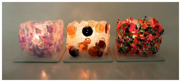 diy lysglas af paverpol - kreativ hobby med børntinadalbøge.dk, Garten ideen