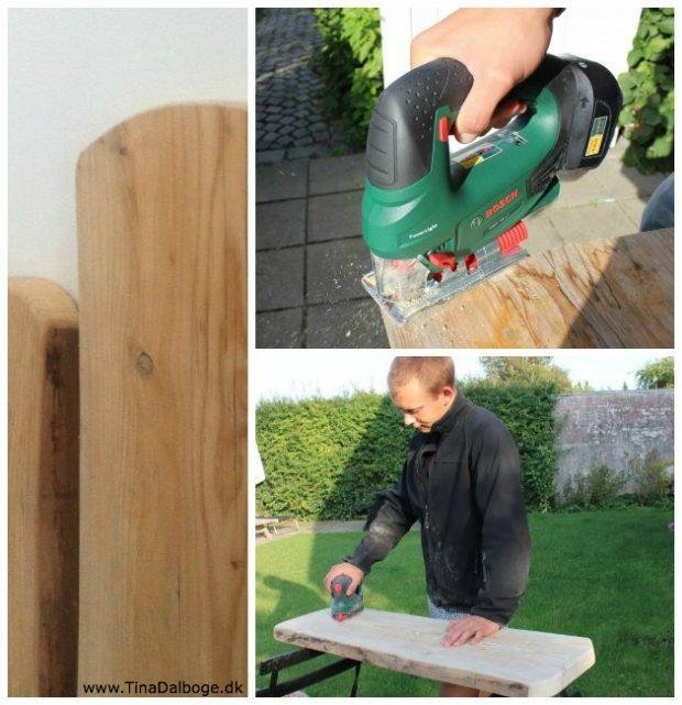 Sådan laver du spækbrætter af planker