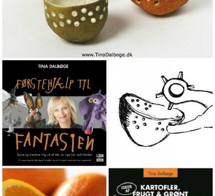 hvordan kan man lave lysestager af appelsinskrald