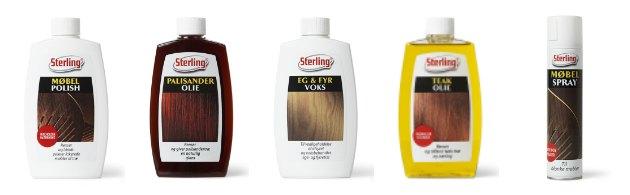 olie og behandling til jalousiskab og arkivskav af træ tina dalbøge